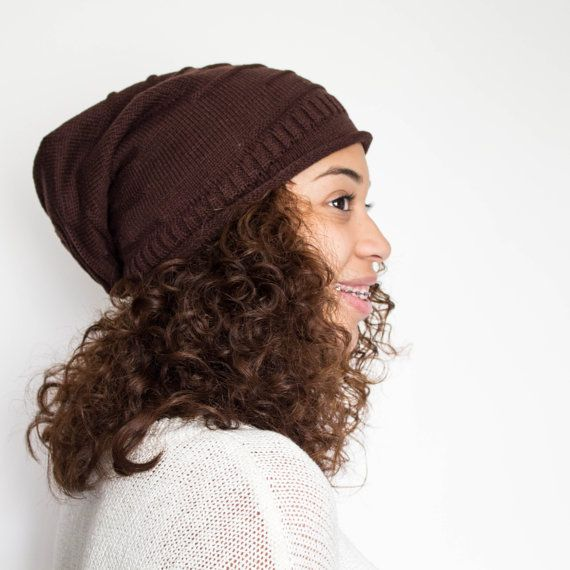 8 Cozy Slouchy Winter Beanies for Natural Hair - TGIN ee15c3e9802