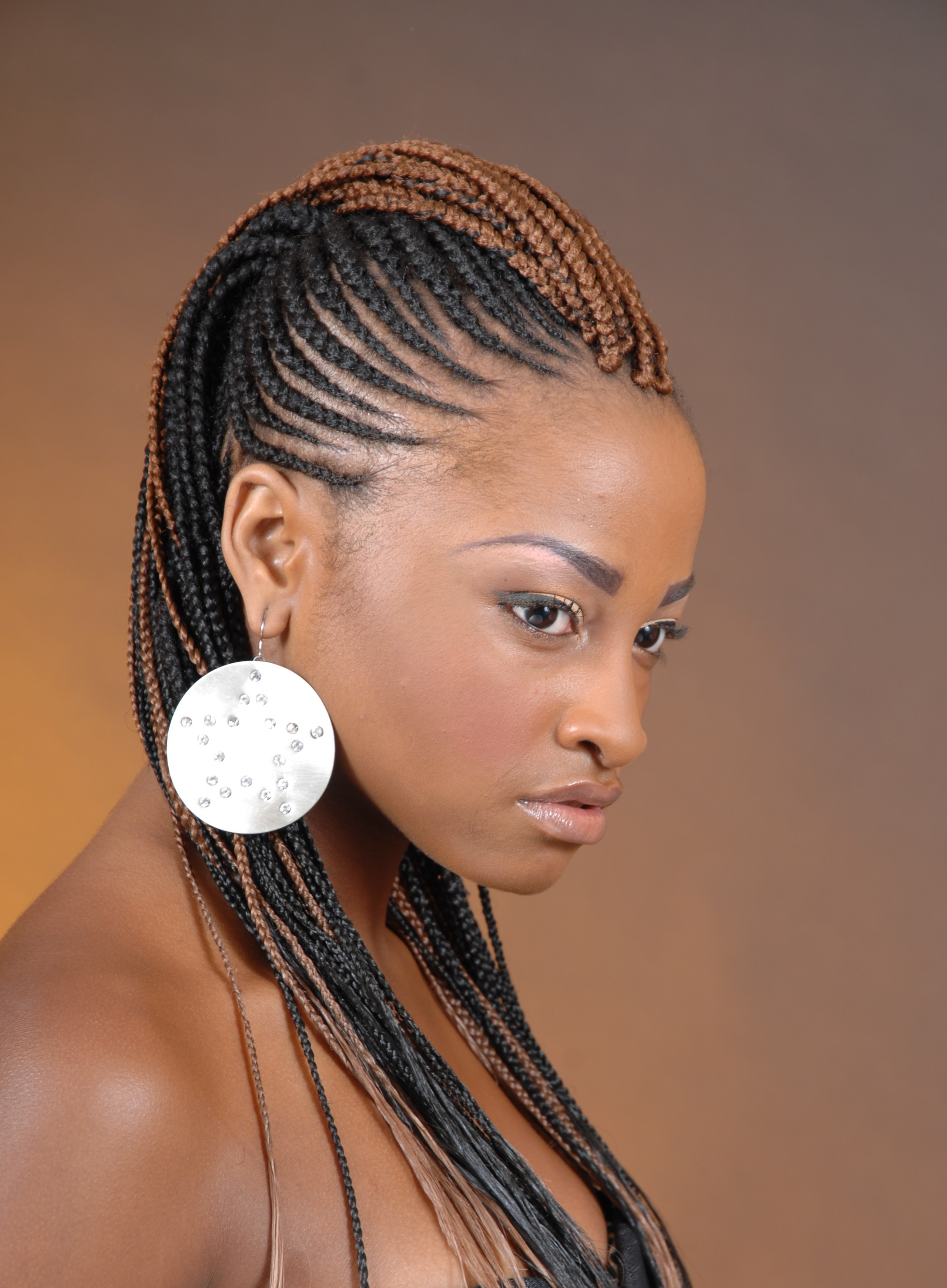 Mohawk Braid Styles Black Women