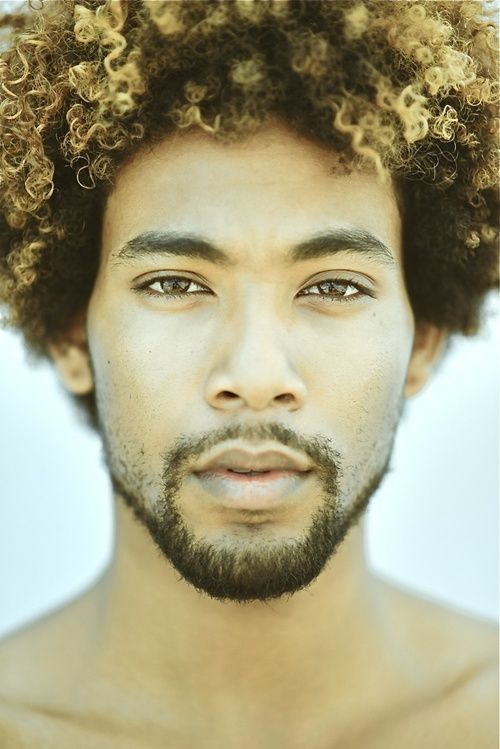 25 Natural Hair Styles For Men Tgin