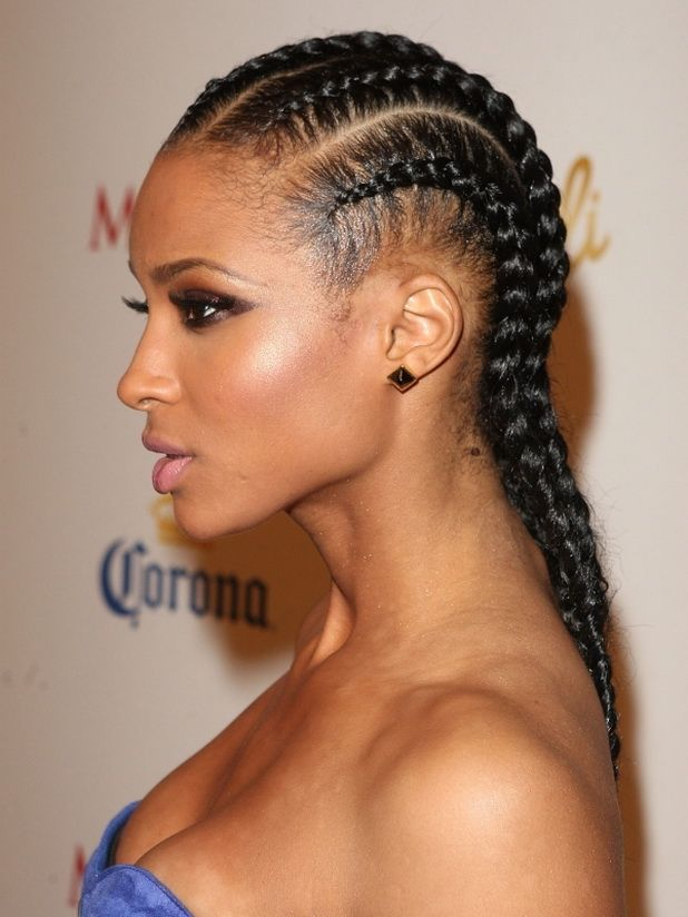 25 Braided Summer Hair Styles For Natural