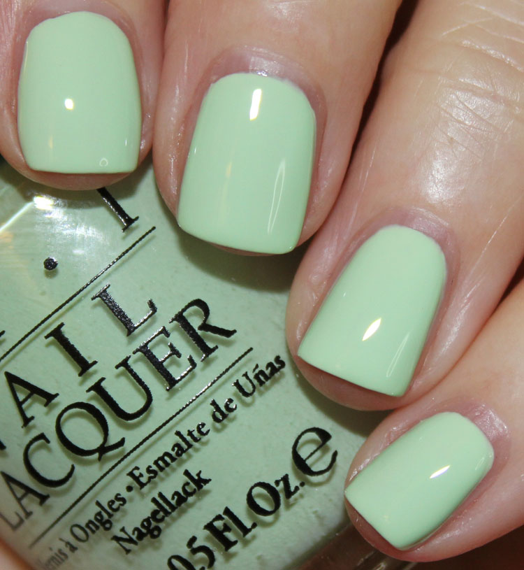 10 Beautiful Nail Colors For Spring - TGIN