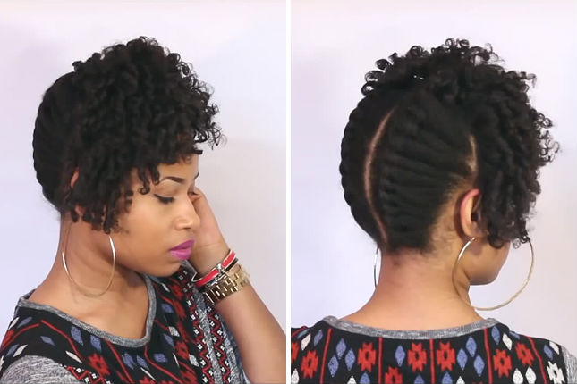 5 Ways To Wash N Go With A Twist Tgin