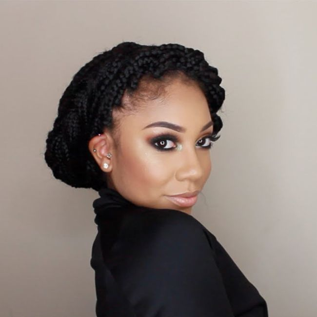 5 Natural Hairstyles Perfect For Work Tgin