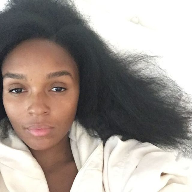 5 Celebs Reveal Their Natural Hair Under Wigs And Weaves Tgin