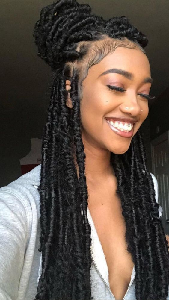Fashionnfreak Natural Hair Braid Styles 2019