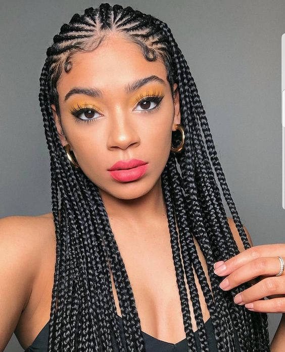 10 Braid Styles To Try This Summer Tgin